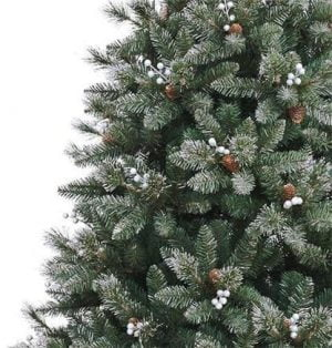 Brad Artificial Mini Pine II - image 305_305_kfb_358xsilverykevertlevelmfenyfagyngybogysezst-300x314 on https://e-sarbatoare.ro