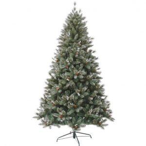 brad artificial 2d conuri si zapada christmas dream