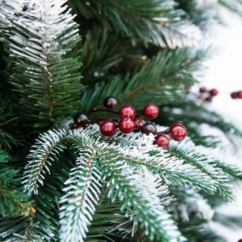 magic christmas - detalii ramuri